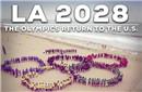 打包成功!洛杉矶锁定2028 巴黎将举办2024年奥运