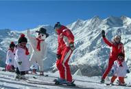 滑雪胜地加码冰雪旅游 中瑞交流驶入快车道