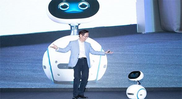 华硕智能家庭机器人Zenbo来了!售价仅599美元
