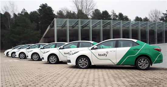滴滴出行与欧非领先出行企业Taxify达成战略合作