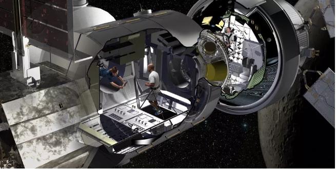 "SpaceX""龙""飞船太""简陋""了 洛马计划来一票大的"