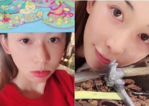42岁林志玲晒图肌肤堪比少女 网友呛声美图高手