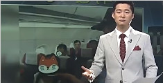 女子机场买2千元钱包不给钱 飞机上被揪出