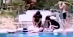 高三学生深水区学游泳溺亡 泳池方:以为在潜水