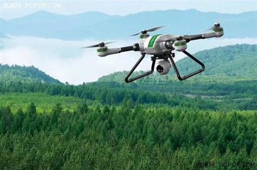 无人机巡航启动精准排查环保重点区域