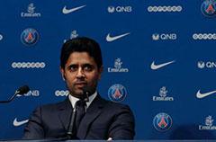 巴黎主席:内马尔还是巴萨球员