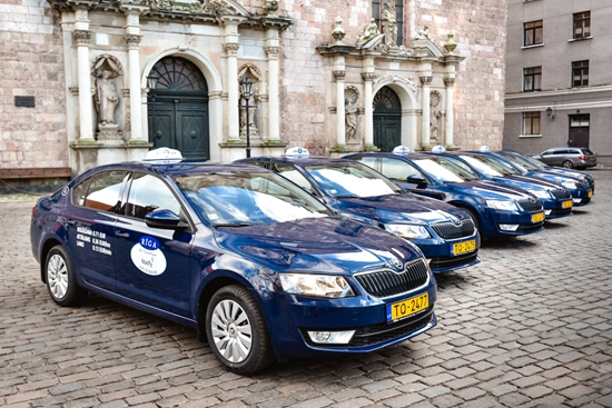 拓展海外市场 滴滴将出资欧非打车软件Taxify