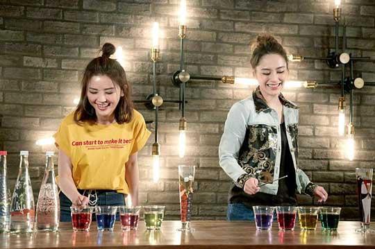 Twins拍摄 新歌《朋友以上》MV 化身打碟 DJ
