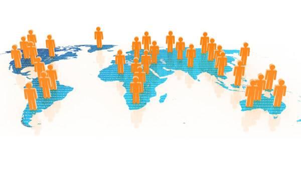 美媒:到2050年非洲人口将占据全球人口1/4