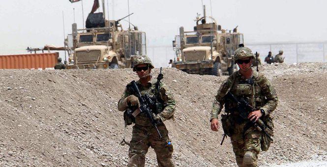 阿富汗北约军车队遭自杀式炸弹爆炸袭击