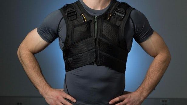 美国科研人员研发新装备 可缓解用户的背部压力
