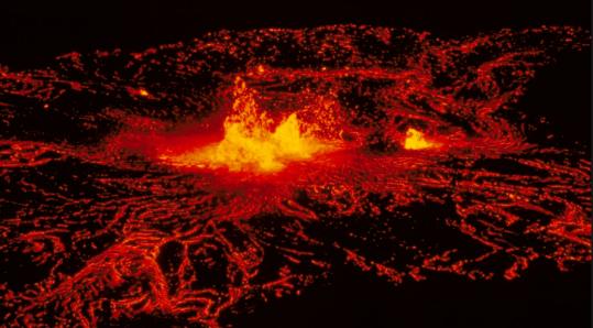 生物大灭绝曾致地球生物大量消失,元凶是岩浆?