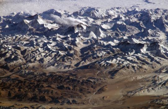 科学家揭秘青藏高原气候变暖