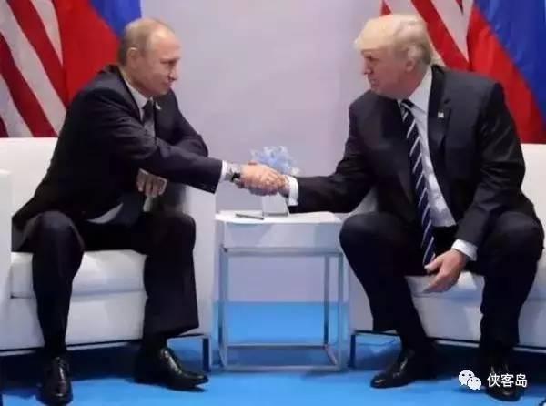 """侠客岛:美国国会开始对特朗普""""逼宫"""" 筹码是普京"""