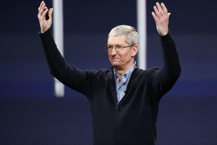 库克:我认为AR技术很重要,iOS将成最大AR平台