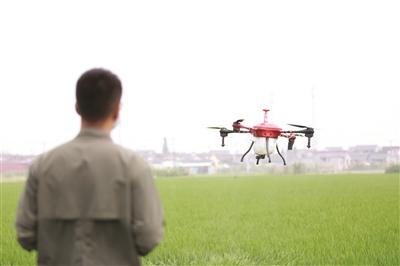 植保无人机助力夏防高效又安全