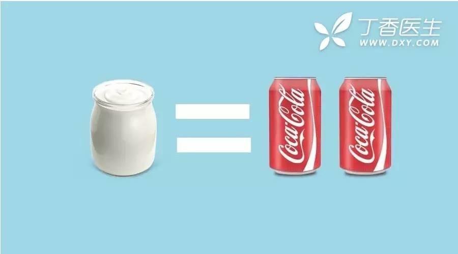 一杯酸奶 = 两罐可乐? 知道这 5 件事才算会喝酸奶