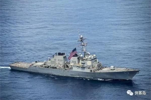 """美国海军士兵在南海""""失踪""""?这事可能并不简单"""