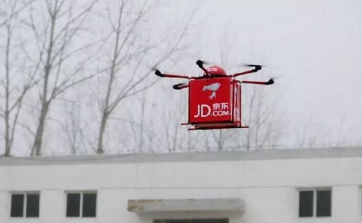 巨头布局无人机快递业务 空域监管成为最大拦路虎