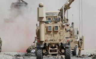 阿富汗北约军车队遇袭损失惨重
