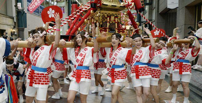 日本夏日祭正当时 速速出发感受夏日别样风情