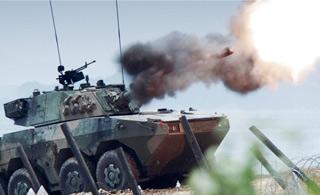 《中国蓝盔》维和军事动作电影巨制抢先看