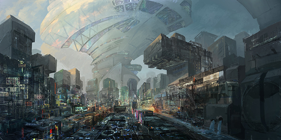 想·未来——我的世界网友作品:繁明