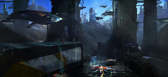 想·未来——我的世界网友作品:冥光