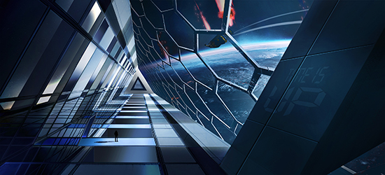 想·未来——我的世界网友作品:A空间