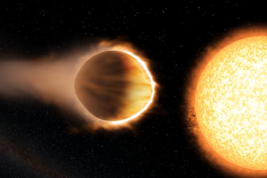 天文学家证实系外热木星WASP-121b拥有同温层