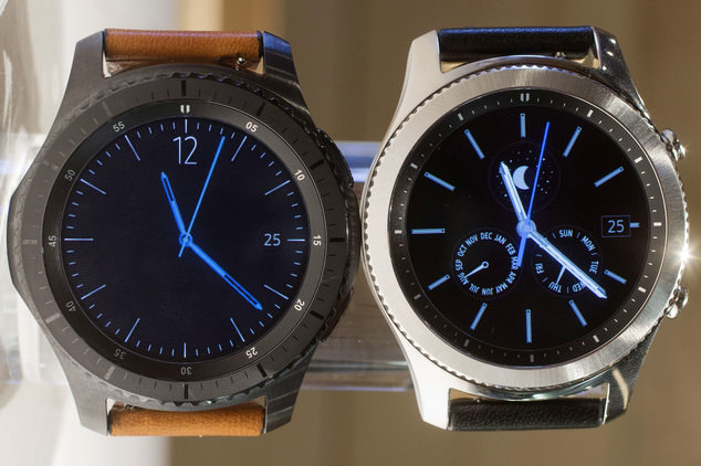 三星意外曝光新产品 智能手表与腕带合二为一