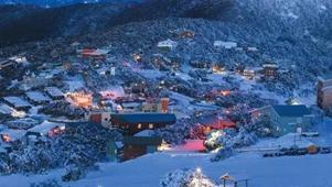 盘点澳洲知名滑雪场
