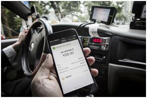 《福布斯》:另类国际化 滴滴抢先Uber赢得世界