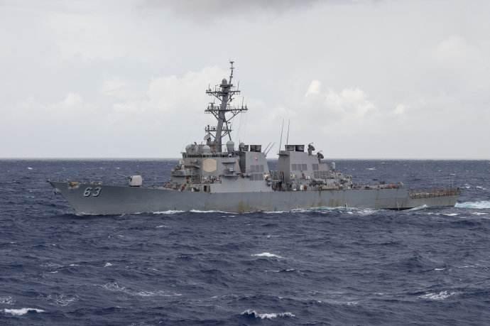 美军中止搜救南海失踪水兵 感谢中日提供协助