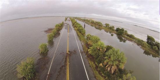 沿海居民已开始遭殃?单靠海堤阻挡洪水不靠谱