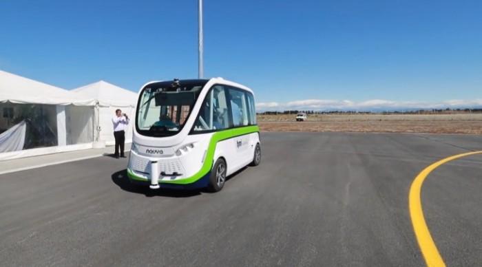 悉尼开始试运营 为澳大利亚无人驾驶发展开路