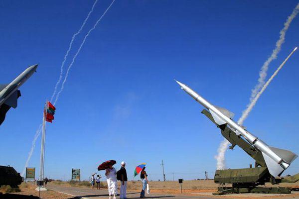 2017年国际军事大赛在俄罗斯举行