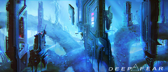 想·未来——我的世界网友作品:深海帝国