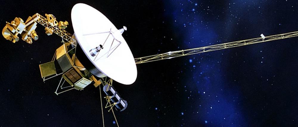 旅行者一号发射40周年 NASA征集发往深空的短讯