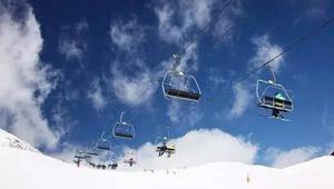 5个超强夏日滑雪避暑胜地