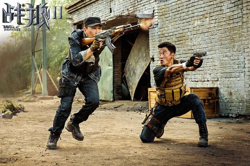 战狼2火爆令外媒酸溜溜 中国英雄让西方看不惯