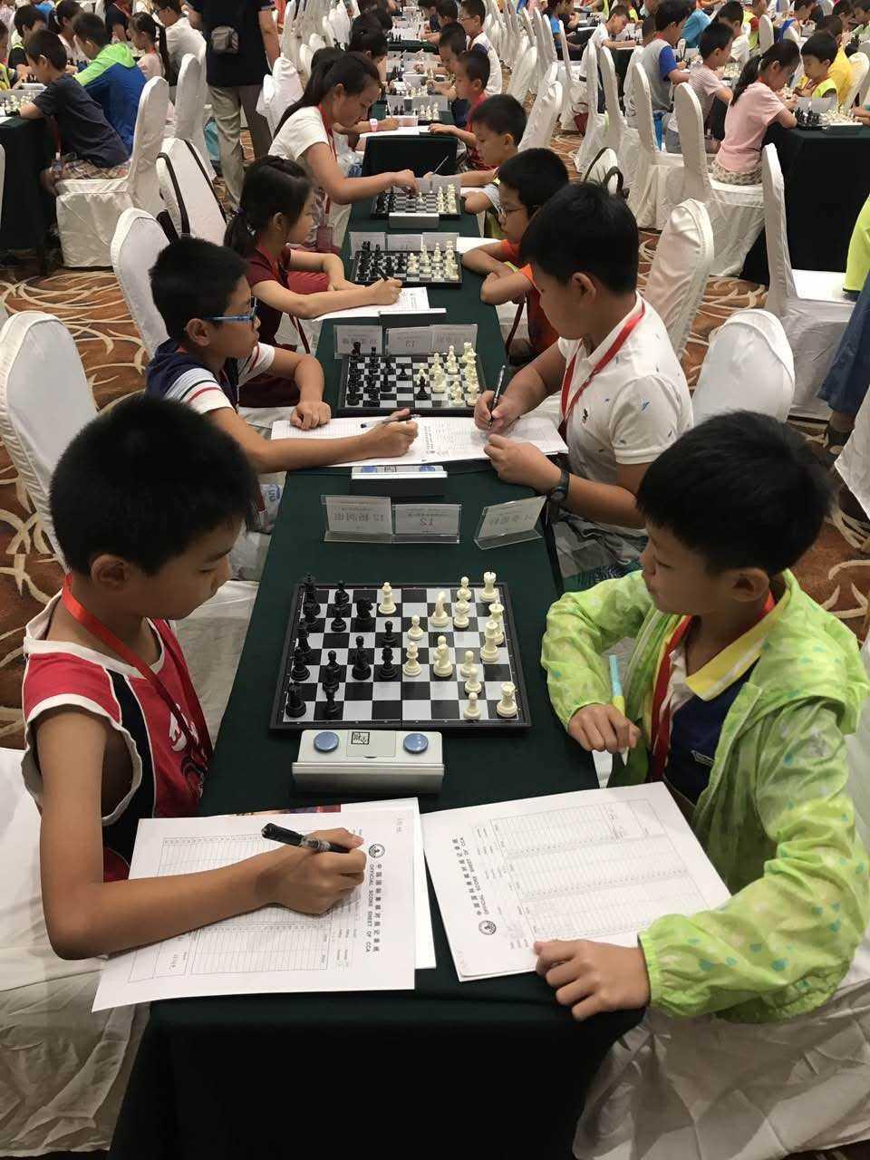"""首届""""稻香湖杯""""北京市国际象棋比赛开赛_旅游_环球网"""