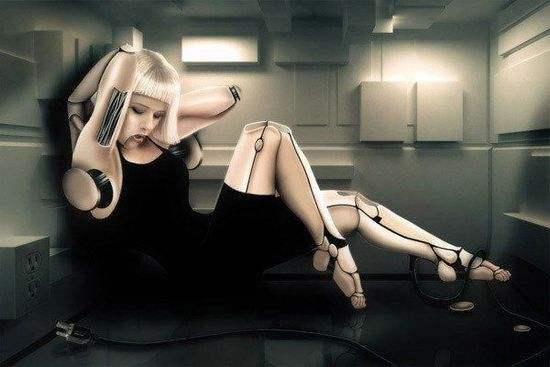 """有智力有个性!性爱机器人""""和谐""""将发布"""