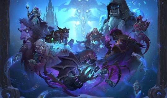 《炉石传说》新扩展包将于8月11日上线