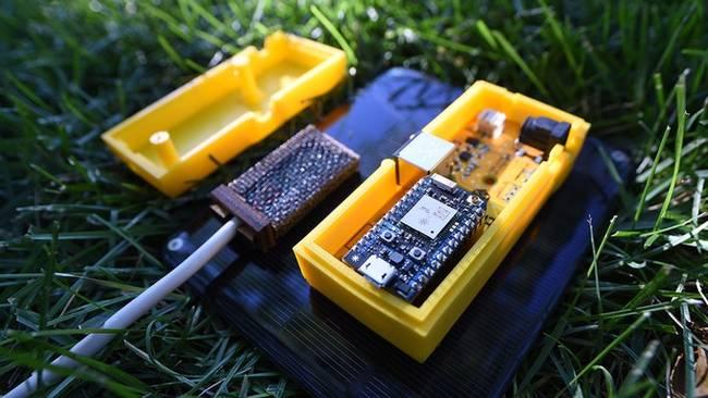 物联网技术应用再扩展 可监测蜂巢状态