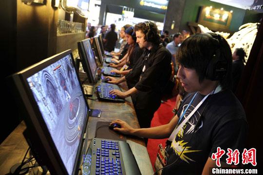 学习玩乐相结合 澳半数学生在校玩电子游戏