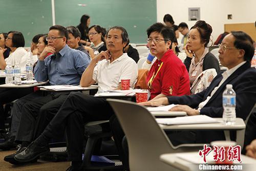 加拿大逾百万人说汉语 中文教育任重道远