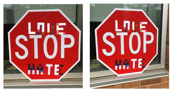 研究人员发现恶作剧停车路牌可误导自动驾驶汽车