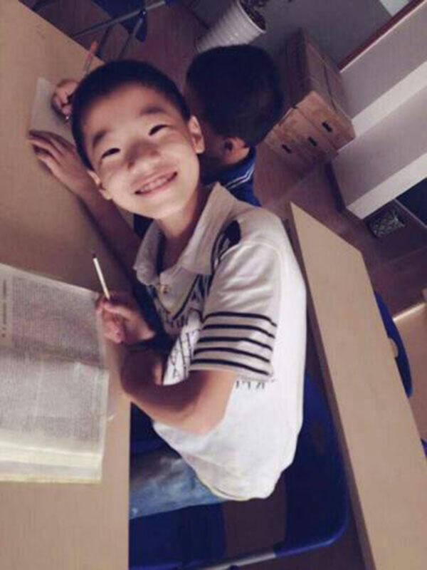 11岁双胞胎男孩上补习班后失联 几天前曾离家出走