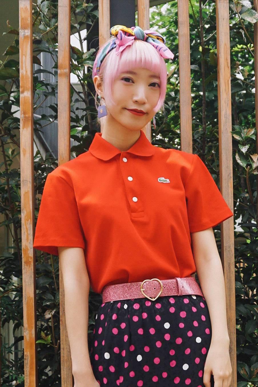 东京街拍:原宿年轻人心中的中国潮流